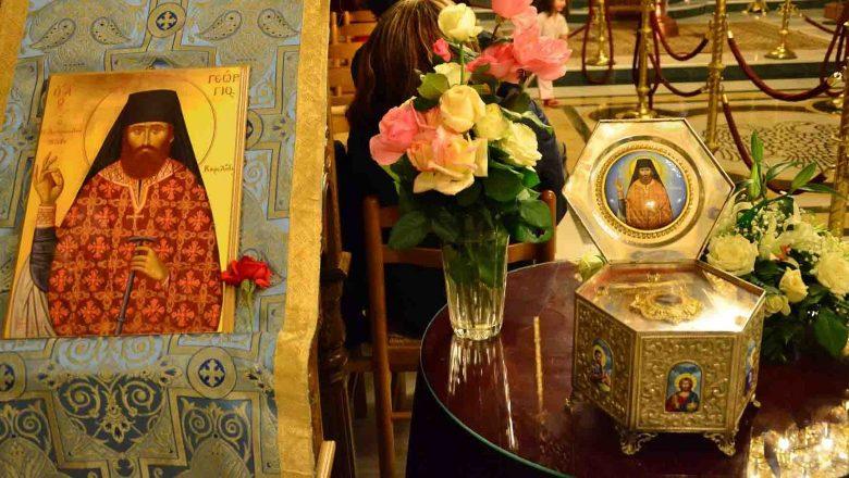 Όσιος Γέροντας Ιάκωβος Τσαλίκης: Ο Άγιος Γεώργιος Καρσλίδης είναι ο μεγαλύτερος Άγιος…