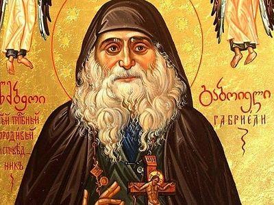 Μνήμη του Αγίου Γαβριήλ του δια Χριστόν Σαλού και Ομολογητή (02 Νοεμβρίου)  - Άγιος Πατροκοσμάς