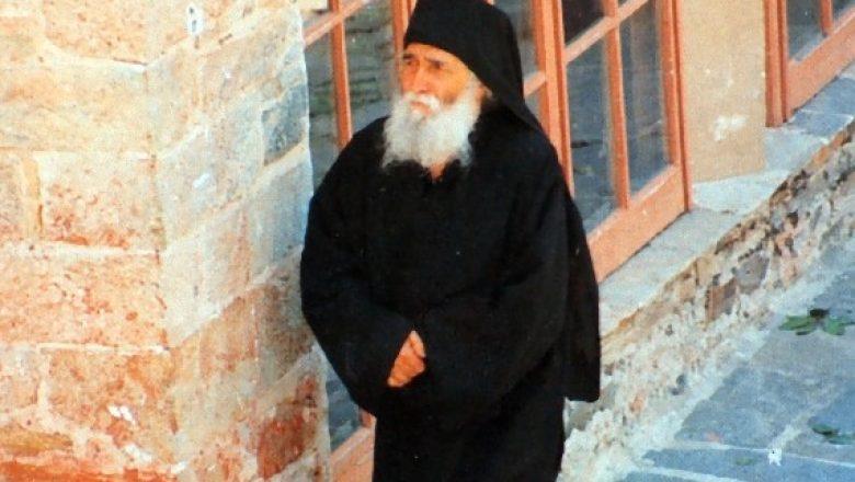 Γέροντας Θεόκλητος Μπόλκας ~ Γνωριμία με τον Άγιο Παΐσιο