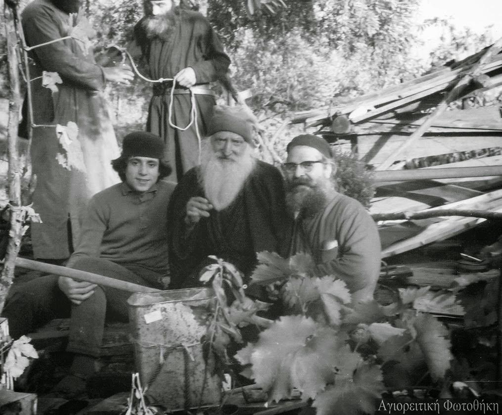 ΓΕΡΟΝΤΑΣ ΤΥΧΩΝ Ο ΑΓΙΟΡΕΙΤΗΣ(1884-1968) – Πνευματικός του Αγίου Παϊσίου