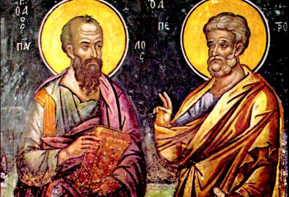 Ἡ Νηστεία τῶν Ἁγίων Ἀποστόλων