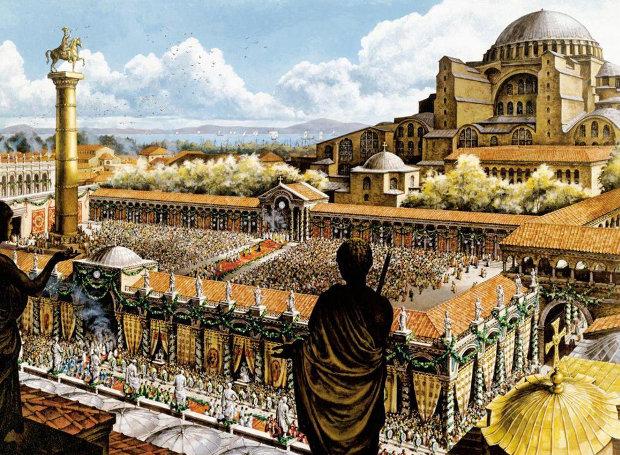 Αυτοκράτορας σώζει τόν ληστή – Μητροπ. Νικοπόλεως Μελετίου (†) (κείμενο και αρχείο ήχου, mp3).
