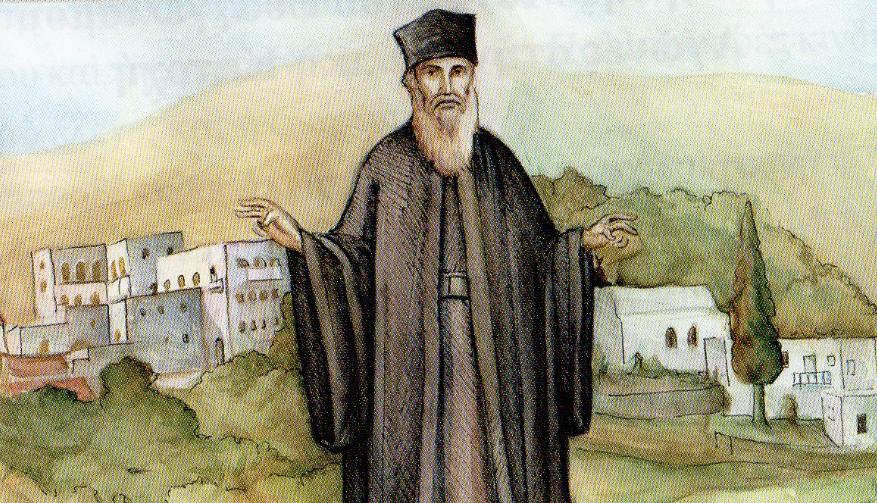 Αγιοκατάταξη του Γέροντος Αμφιλοχίου Μακρή από την Ιερά Σύνοδο του ...